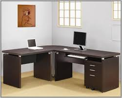 l shaped office desk ikea. Exellent Office Great L Shaped Office Desk Ikea Home  Furniture Design And D