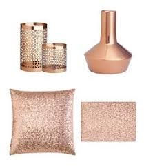 Small Picture Rose Gold Home Decor Sydney Rose and Gold