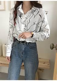 Fashion Edit Veta Shirt White
