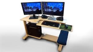 desktop computer table. How To Make Computer Desk Desktop Table
