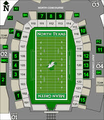 Nytex Sports Centre Seating Chart Mean Green Concessions