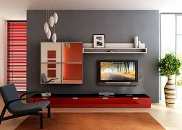 small hall furniture. Modern Small Room Furniture In Living And Floating Shelf On Televition Beside Marble Vase Hall
