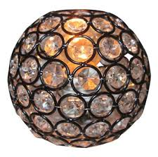 style selections ladura collection 4 in bronze vanity light shade