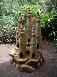 fairy garden castle. Fairy Castle In Crystal Garden A