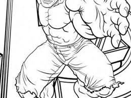 Printable hulk coloring page to print and color for free. Free Easy To Print Hulk Coloring Pages Tulamama