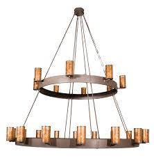 meyda 100641 mica lodge chandelier