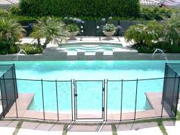 safety pool fence. Allsafe Pool Fence Safety Fencing Option Fences Removable By All Safe G