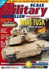 Scale Military Modeller International October 2013