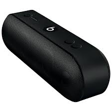 bluetooth speakers beats. beats by dr. dre pill+ bluetooth wireless speaker - black : portable speakers best buy canada