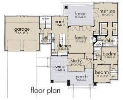 craftsman floor plans. Interior Floor Plan Of Craftsman Home Familyhomeplan.com Number 75137 Plans