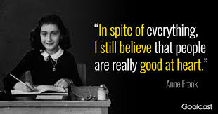 40 Anne Frank Quotes That Will Restore Your Hope Beauteous Obscure Robin Williams Quotes