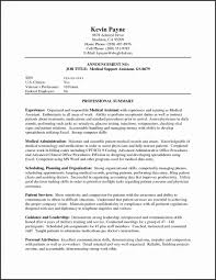 Resume Templates. Medical assistant Resume Templates: 23 Resume for ...