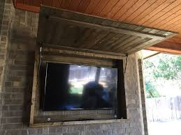 outdoor television enclosure build outdoor tv cabinet outdoor tv box enclosure outdoor tv enclosure tv cover