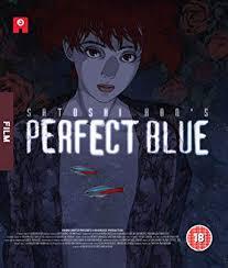 Perfect Blue Standard Edition Blu Ray Amazon Co Uk