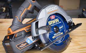 ridgid tools saw. ridgid brushless circular saw tools