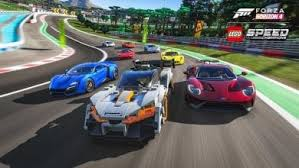 With a remarkable top speed of 267 mph (431 km/h), it was the world's fastest production car until 2017 after being beaten by the koenigsegg agera rs with 278 mph (447 km/h). Forza Horizon 4 Buggatti Chiron Comes To Lego Valley