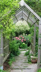 rose trellis ideas garden trellis ideas with romantic arbor garden plan