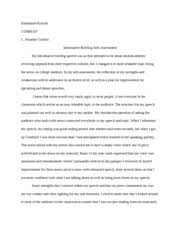 engl final study guide john smith a description of new 2 pages comm self assessment essay