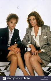 kelly mcgillis jodie foster the accused stock photo jodie foster kelly mcgillis the accused 1988 stock photo