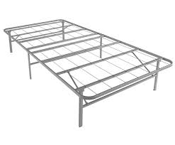 Twin Size Metal Platform Bed Base -No Box Spring Needed