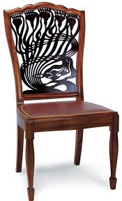 Art Nouveau style Dining Chair FineWoodworking