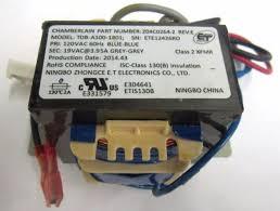 craftsman garage door opener transformer and harness 41a7635 3 4 hp