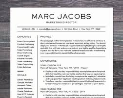 Contemporary Resume Templates Simple 48 Modern Resume Template Funfpandroidco
