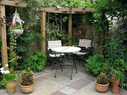 garden patio design ideas amazing teapot planters garden design small courtyard gardens small gardens outdoor patio