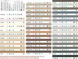 Grout Chart Permacolor Select Grout Color Kit 40 Colors Available Bright White