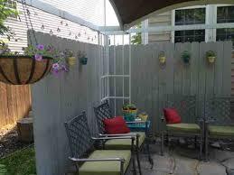 diy building an outdoor room
