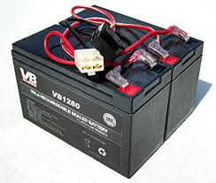 amazon com dune buggy razor battery replacement includes wiring dune buggy razor battery replacement includes wiring harness 8 ah capacity 24 volt