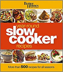 Small Picture Better Homes and Gardens Year Round Slow Cooker Recipes Better