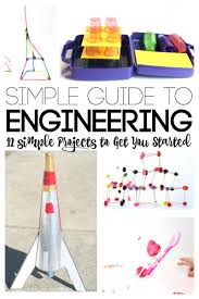 Simple Design Engineering Projects A Year Of The Best Engineering Projects For Kids