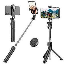 Selfie Stick, Extendable Selfie Stick Tripod with ... - Amazon.com