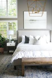 bedroom rug placement should offer plenty of leeway along the sides bed like 8x10 under king