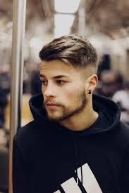 Teinture Homme Noir Coupe Coiffure Homme Couper Les Cheveux