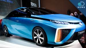 toyota new car release 2015Toyotas Fuel Cell Vehicle A ZeroEmission Car Coming 2015  YouTube