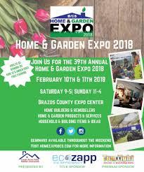 bcs home garden expo for more information visit homeexpobcs com