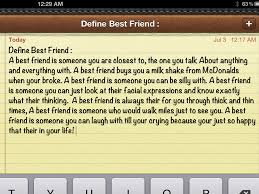 Describe My Best Friend Essay My Best Friend Quotes Im So Happy I Have A Best Friend This