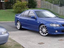 2005 Ford Falcon Xr6 - news, reviews, msrp, ratings with amazing ...