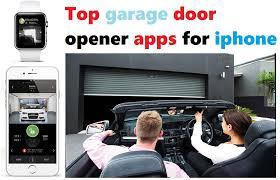 iphone garage door openerTop 9 garage door opener apps for iPhone iOS