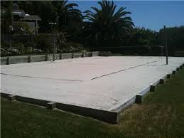 15 Best Sand Volleyball Court Images On Pinterest  Backyard Ideas Backyard Beach Volleyball Court