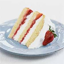 Strawberry Cream Cake Will Modify Into Cuipcakes Recipes