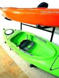 kayak rack plans wood
