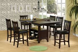 Bar Height Kitchen Table Set Dining Room Tables Bar Height Dining Room Stylish Bar Height