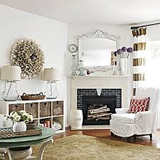 Corner fireplaces can be tricky to design around, but in the end comfort  should rule. So first consider how you and your family want to use the  space and ...