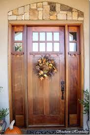 wood front doors10 best Front door images on Pinterest  Front door colors Entry
