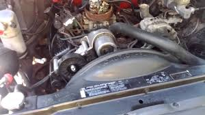 Cleaning TBI - s15 4.3L v6 GMC - YouTube