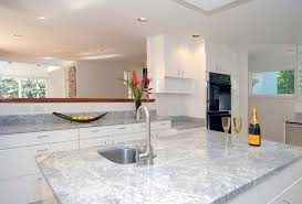 25 super white granite countertop ideas the alternative to marble modern kitchen 15 25