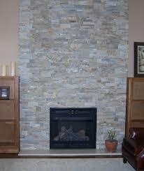 Astonishing Fireplace Facade Over Brick Images Decoration Inspiration ...